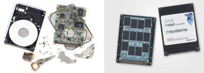 Wady dysków SSD